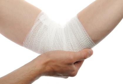 テニス肘もスポーツ障害のひとつです