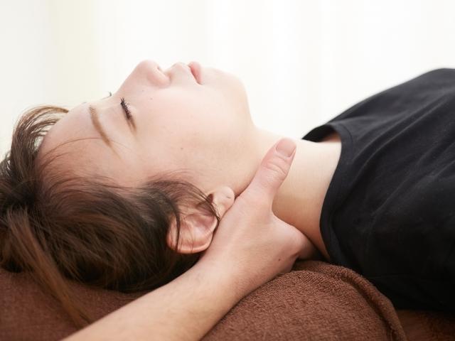 血流の良くなる施術は冷え性改善にも効果があります